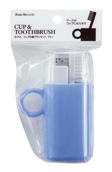 コップ付歯ブラシセット B
