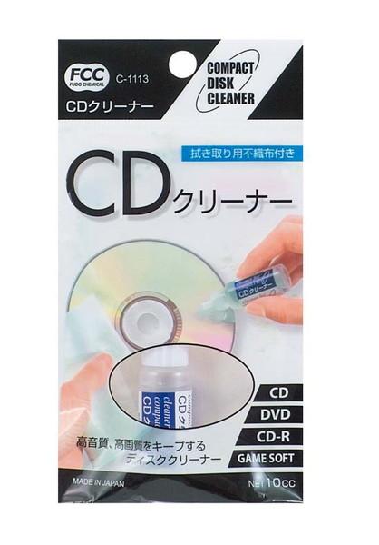 CDクリーナー/台紙付