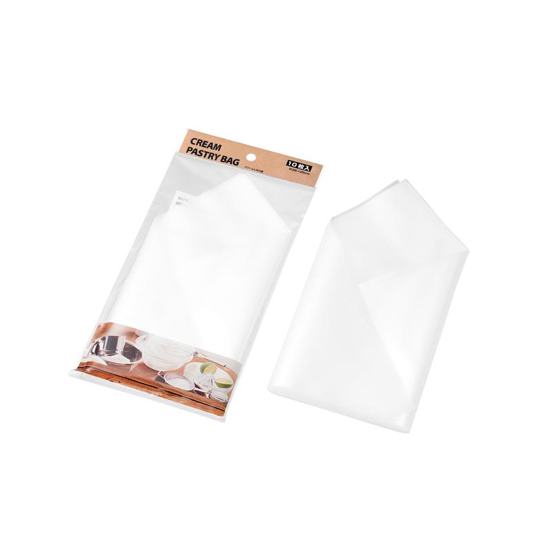 クリーム絞り袋(10枚入)