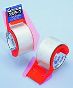 カッター付クリアテープ