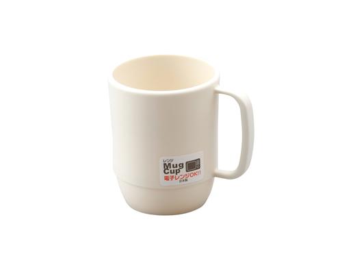 レンジマグカップ  アイボリー