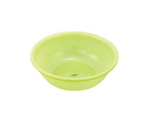 リーフ 洗面器  グリーン