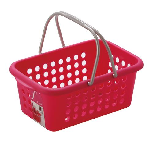 ファインバスケット  ピンク