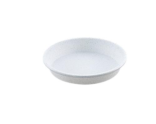 鉢受皿 7号  ミカゲホワイト