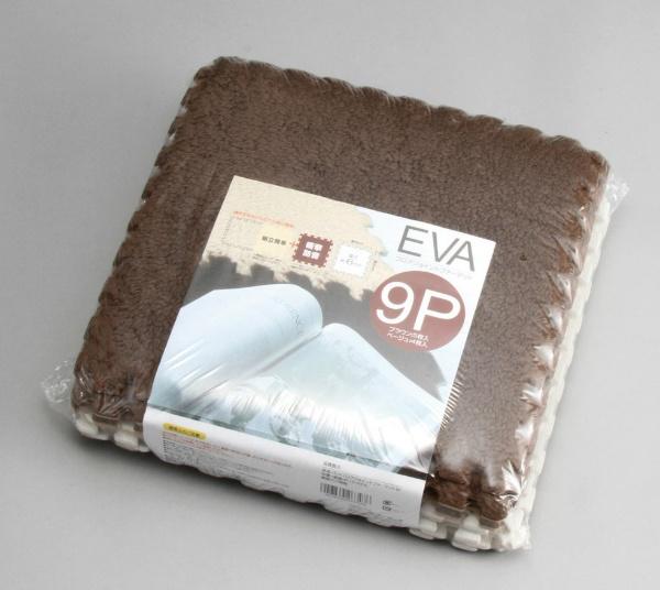 EVAフロアジョイントファーマット 9P