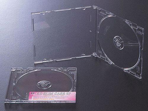 CDスリムケース2P
