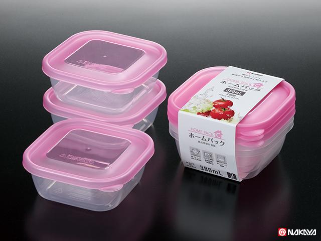 ホームパックC 3P ピンク