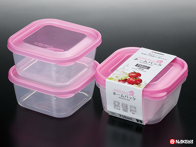ホームパックE 2P ピンク