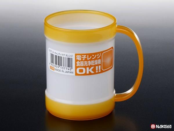 キャンディマグ オレンジ