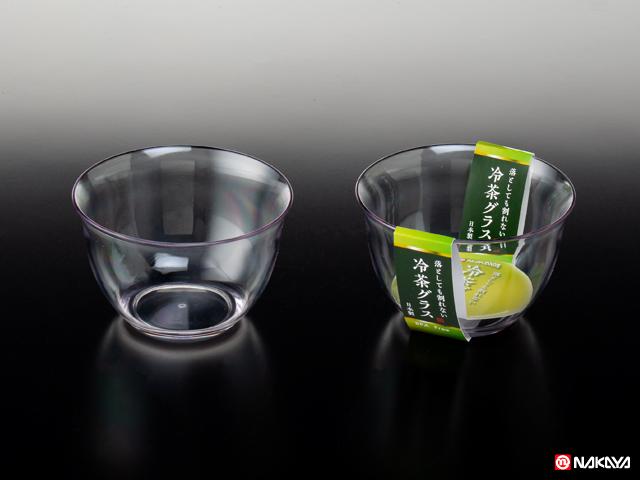 冷茶グラス クリア