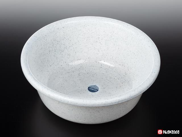 ラメル 湯桶 ホワイト