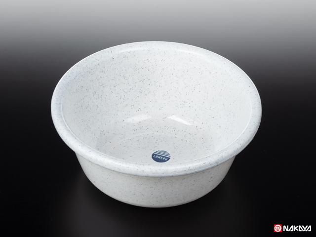 ラメル 湯桶小 ホワイト