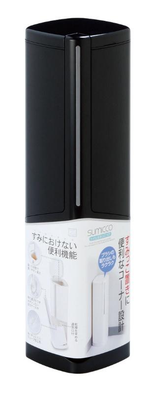 トイレすみっこ ペア (ブラック)