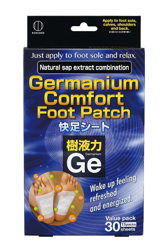 Comfort Foot Patch Germanium