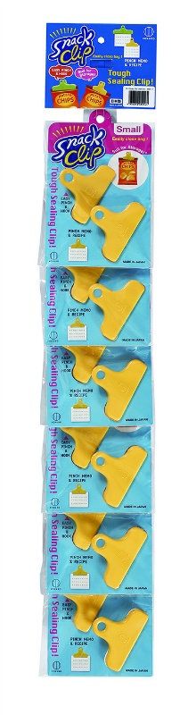 Snack CliP Small 2pcs 台紙セット(6個付)
