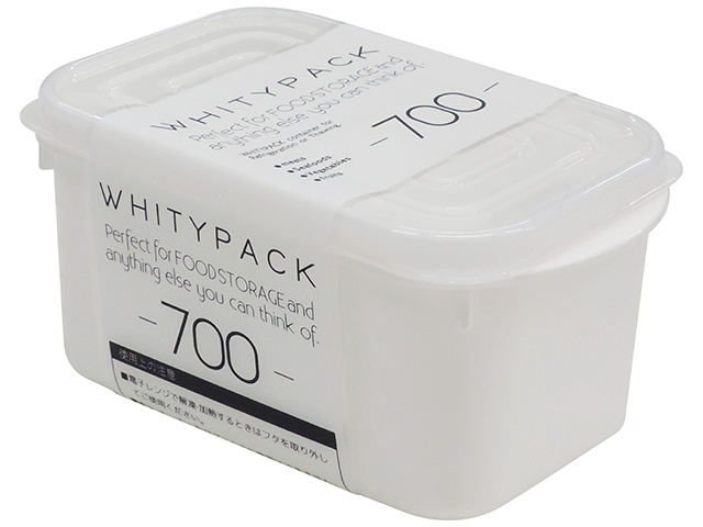 WHITY PACK 700