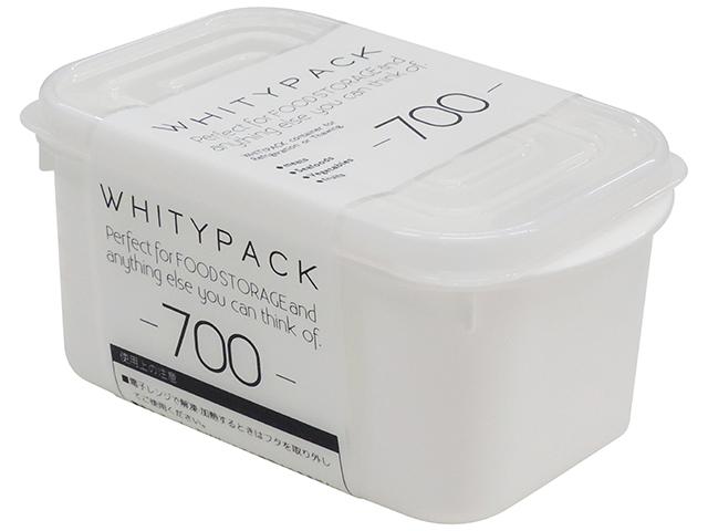 ホワイティパック 700