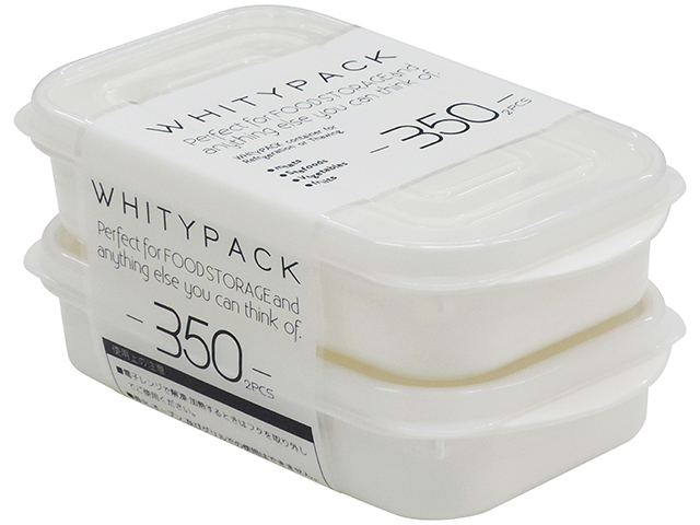 WHITY PACK 350