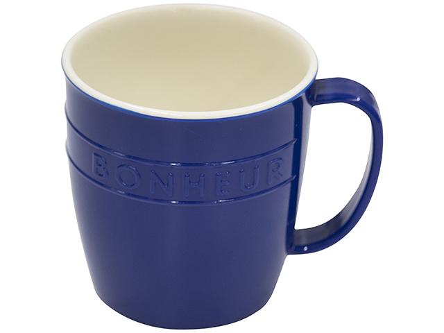 ボヌール マグカップ ブルー