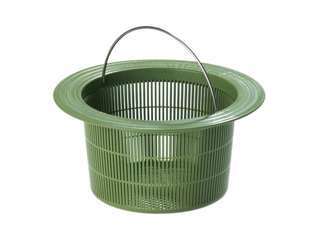 茶殻入り 排水口ゴミキャッチャー