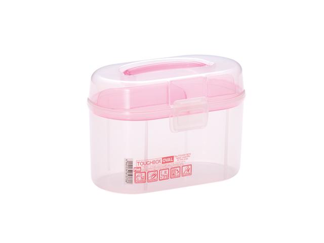 タフボックスオーバル ピンク