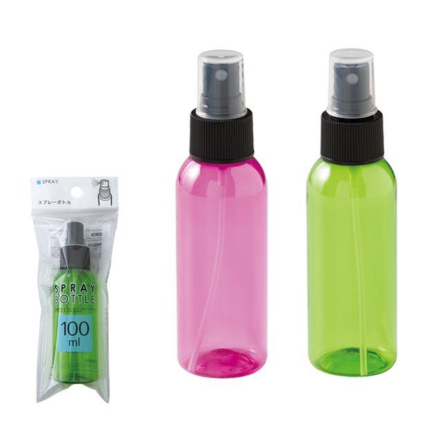 カラースプレーボトル/100ml