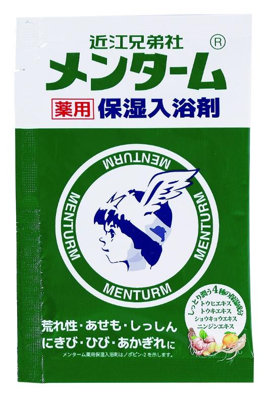 メンタ-ム 薬用 保湿入浴剤