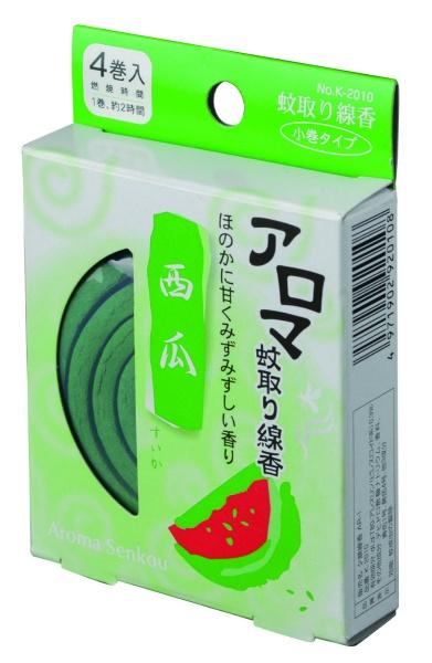 アロマ蚊取り線香 西瓜
