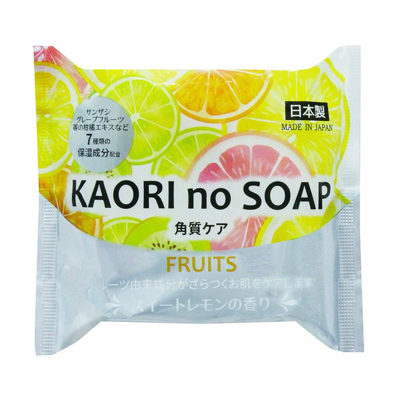 KAORI no SOAP フルーツ