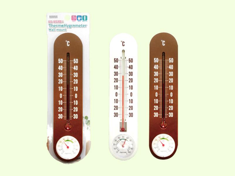 温・湿度計 壁掛け式