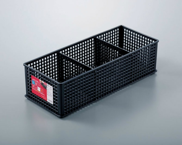 仕切りボックス深型 Bk