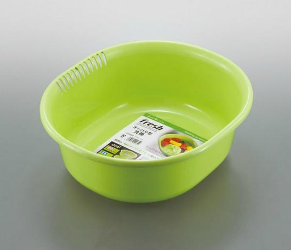 オーバル型洗桶 G
