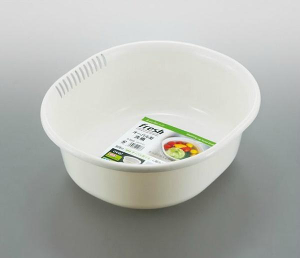 オーバル型洗桶 W