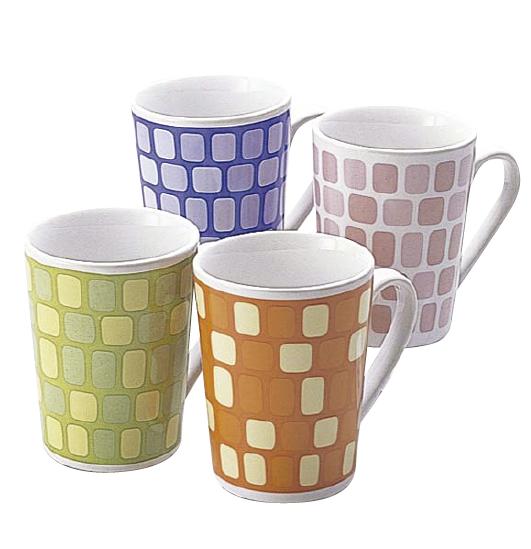 モザイクマグカップ(陶器)