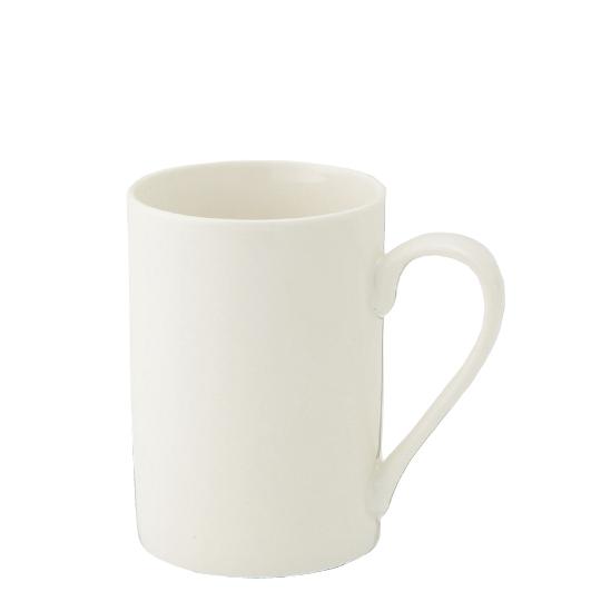 ホワイトニューボンマグカップ A