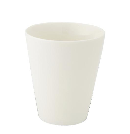 ホワイトニューボンマグカップ B