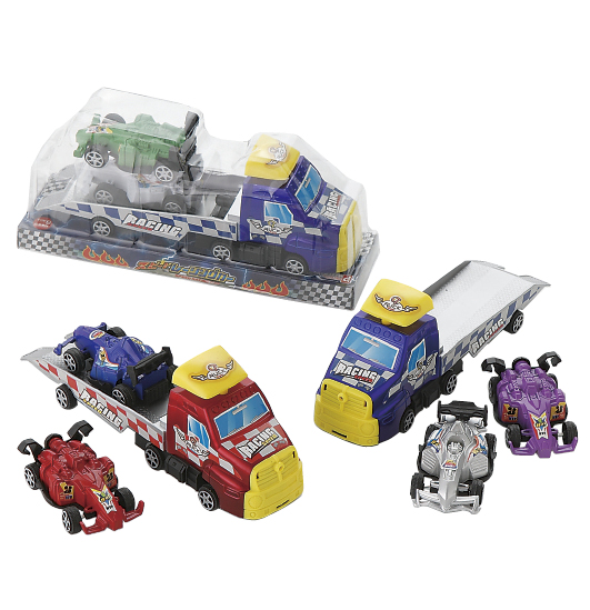 スピードレーシングカー