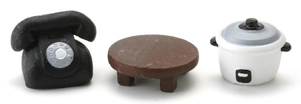 ミニオブジェ(昭和レトロ食卓)