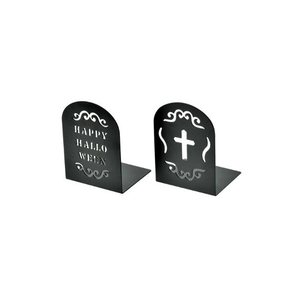 ハロウィンキャアンドルスタンド(ロゴ・十字架)