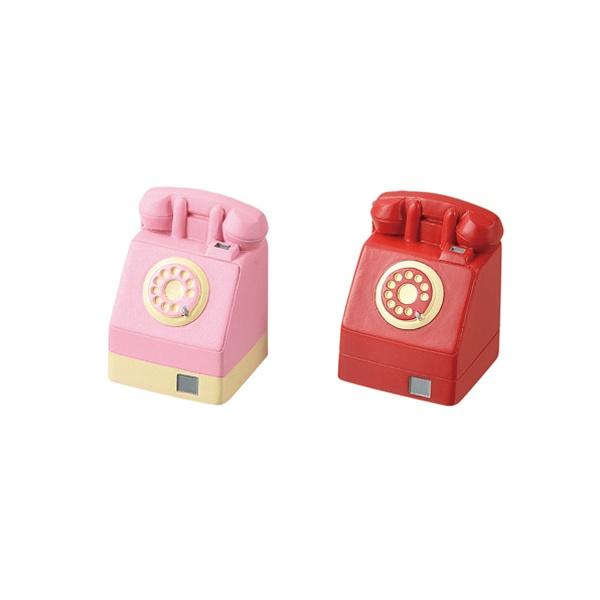 インテリアオブジェ(赤電話)