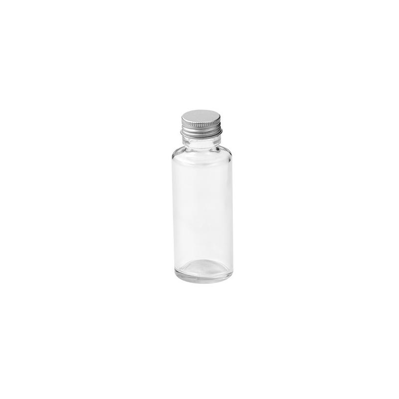 ガラスボトル(110ml)円柱型